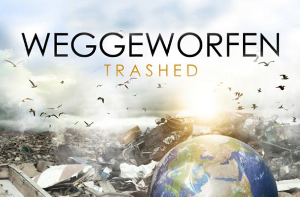 Weggeworfen - ein Film von Jeremy Irons , Welt liegt im Müll