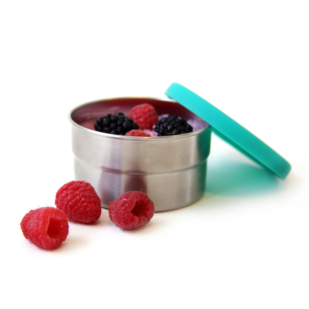 Snackbox von Ecolunchbox super praktisch