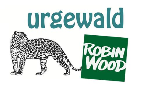 logos der von den Spendenkarten unterstützten Organisationen