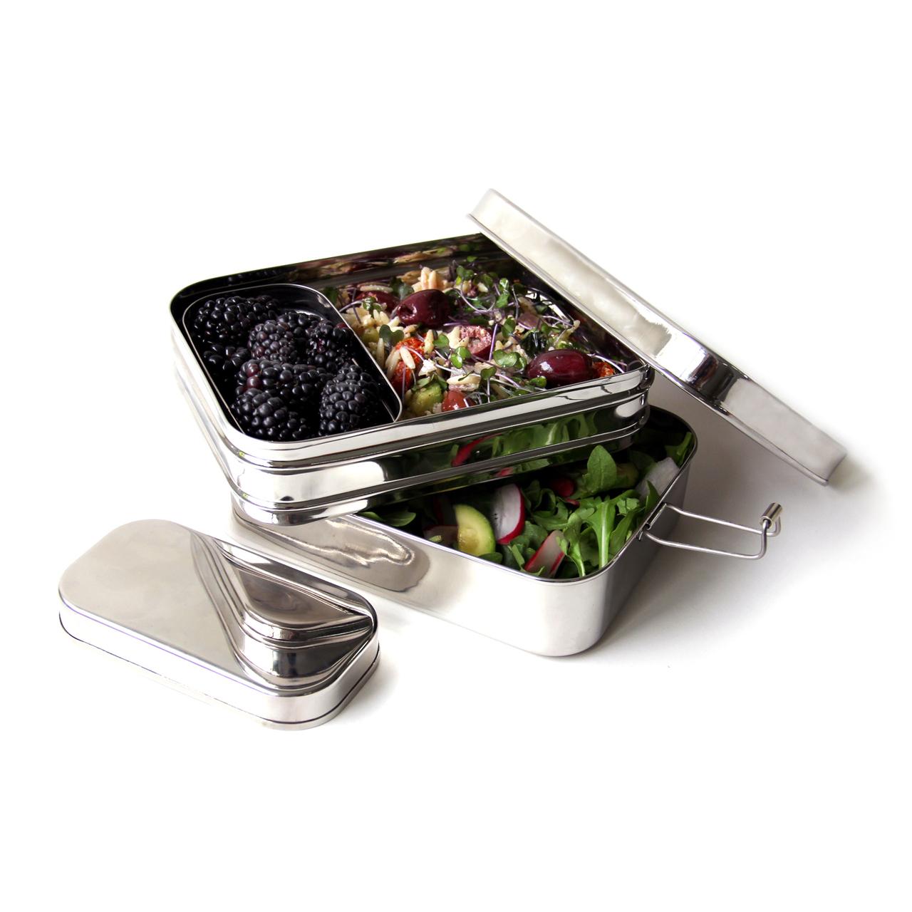 Große Lunchbox: Die Giant EcoLunchbox in Gebrauch