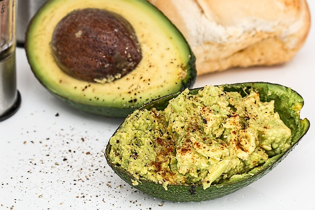 Avocado ist Vegan Favorit