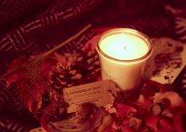 Nachhaltige Kerzen aus Rapsöl von mehr-grün