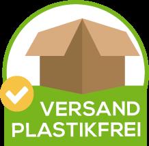 Plastikfreier Versand