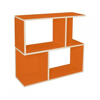 Way Basics Ablageregal Soho orange