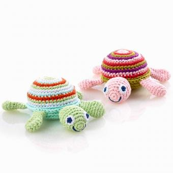 Babyrassel Schildkröte von Pebble