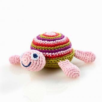 Babyrassel - Schildkröte von Pebble
