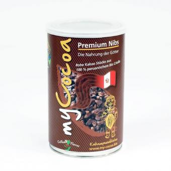 Bio Kakaonibs Criollo von Coffee and Flavor 250g
