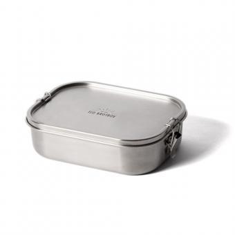 Brotbox mit Trenner aus Edelstahl Bento Flex