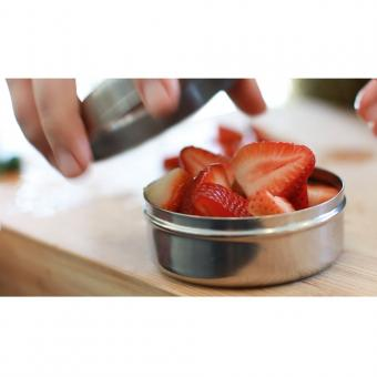 Snackbox rund von Eco Lunchbox
