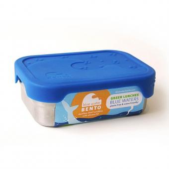 Brotdose Edelstahl - Splash - von EcoLunchbox