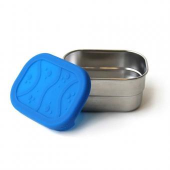 Ersatzdeckel für Snackbox aus Edelstahl Splash Pod von Eco Lunchbox