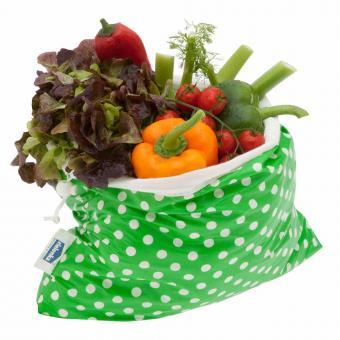 Gemüsebeutel Frischhaltebeutel für Salat und Gemüse