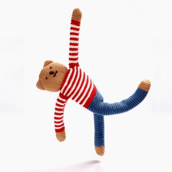 Häkeltier Teddy Flipps Freddy von Pebble