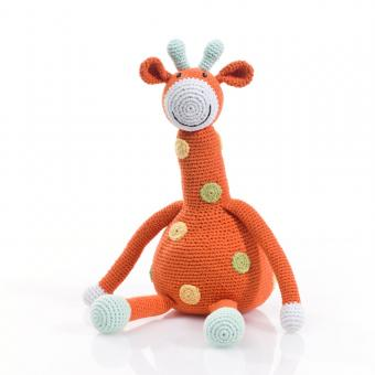 Häkeltier Giraffe von Pebble