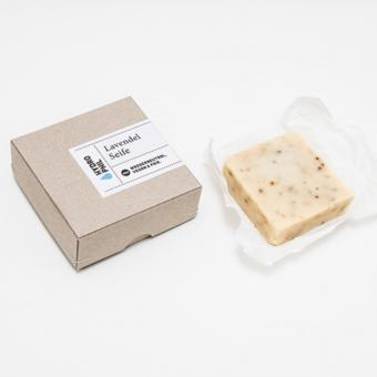 Seife - 100g von Hydrophil Lavendel