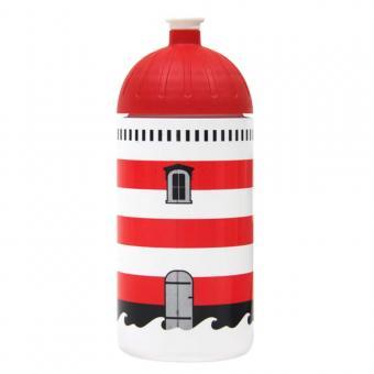 Kinder Trinkflasche 0,5L von ISYbe Leuchtturm