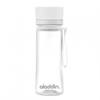 Kinder Trinkflasche AVEO von aladdin 0,35L weiss