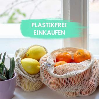 Obst- und Gemüsenetz Familienpackung