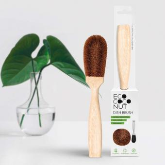 Plastikfreie Spülbürste EcoCoconut
