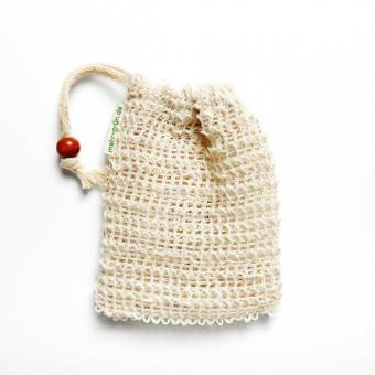Seifensäckchen aus Sisal