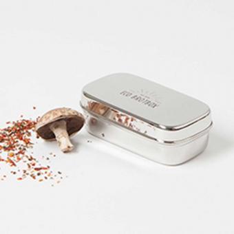Snackbox XL aus Edelstahl