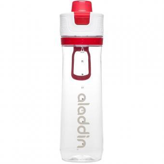 Sport Trinkflasche Active Hydration 0,8L von aladdin rot