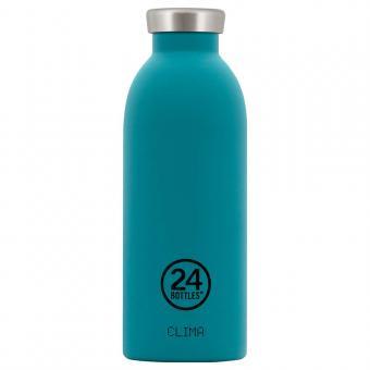 THERMO Trinkflasche Edelstahl CLIMA 0,5L von 24bottles