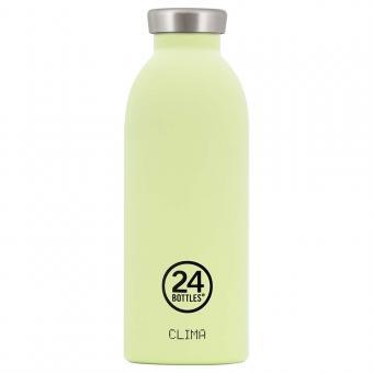 THERMO Trinkflasche Edelstahl CLIMA 0,5L von 24bottles pistachio green