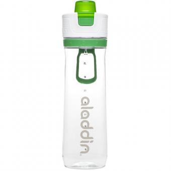 Sport Trinkflasche Active Hydration 0,8L von aladdin grün