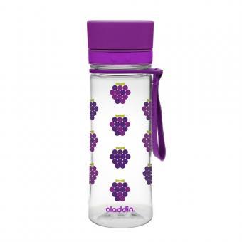 Kinder Trinkflasche AVEO von aladdin 0,35L lila Beeren