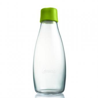 Glas Trinkflaschen von Retap 0,5L