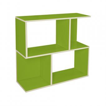 Way Basics Ablageregal Soho grün