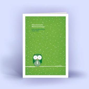 Weihnachtskarten DIN A6 5er Set