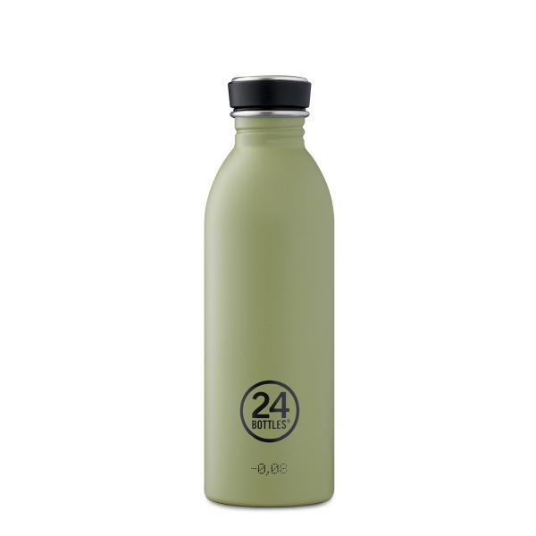 24Bottles Edelstahl Trinkflasche URBAN 500ml Sage
