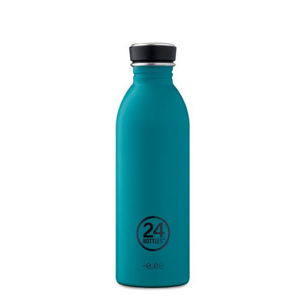 24Bottles Edelstahl Trinkflasche URBAN 500ml Atlantic Bay