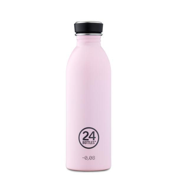24Bottles Edelstahl Trinkflasche URBAN 500ml Candy Pink