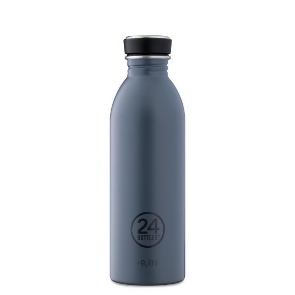 24Bottles Edelstahl Trinkflasche URBAN 500ml Formal Grey