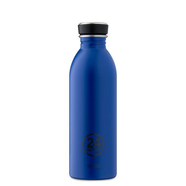 24Bottles Edelstahl Trinkflasche URBAN 500ml Gold Blue