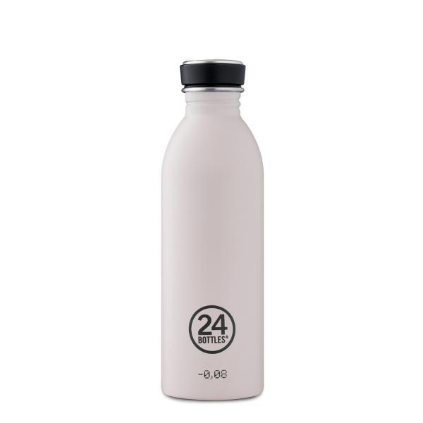 24Bottles Edelstahl Trinkflasche URBAN 500ml Stone Gravity