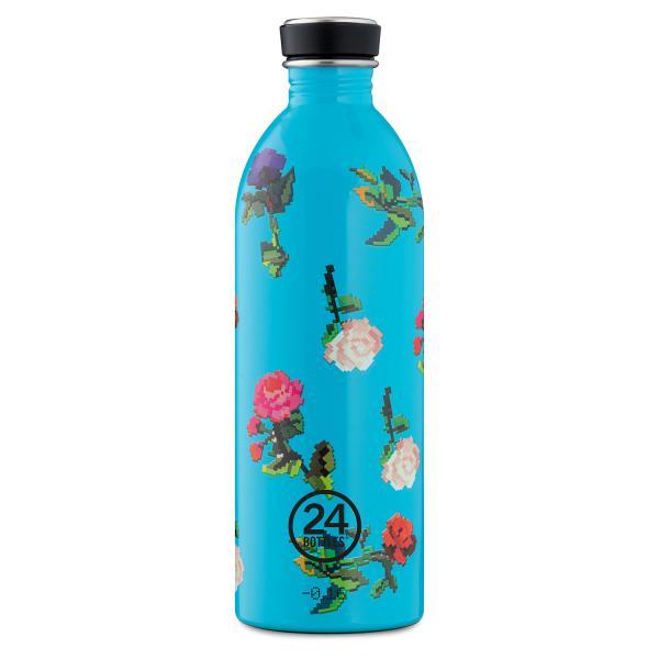 24Bottles Trinkflasche 1000ml Rosabyte