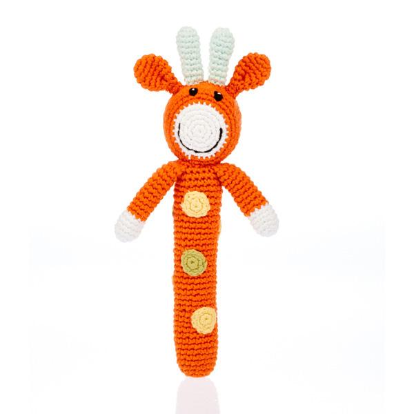 Babyrassel von Pebble Giraffe