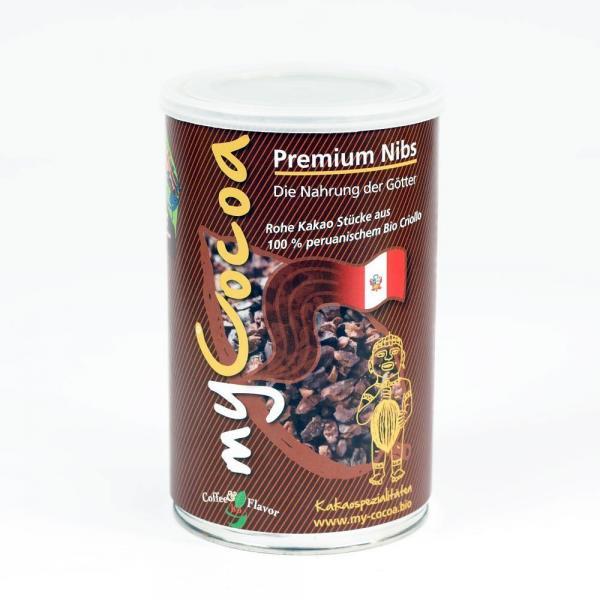 Bio Kakaonibs Criollo von Coffee and Flavor 200g