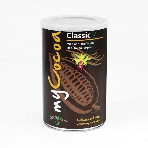 Bio Kakaopulver 50% Classic von Coffee and Flavor 375g