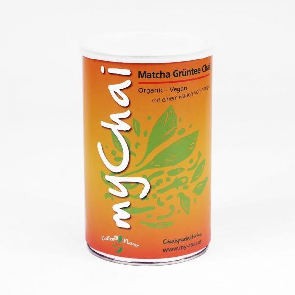 Bio My Chai Matcha Grüntee von Coffee and Flavor 375g