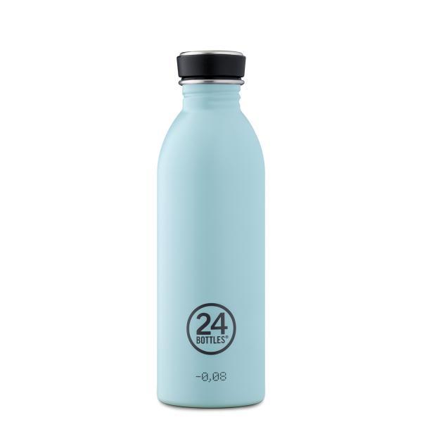 24Bottles Edelstahl Trinkflasche URBAN 500ml Cloud Blue