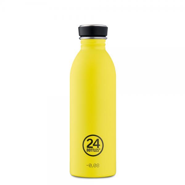 Trinkflasche Edelstahl 500ml Citrus von 24bottles