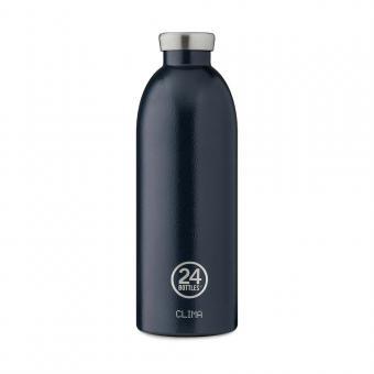 doppelwandige thermo trinkflasche aus edelstahl 24. Black Bedroom Furniture Sets. Home Design Ideas