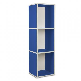 modulares regalsystem cube plus 3 von way basics in wohnen. Black Bedroom Furniture Sets. Home Design Ideas