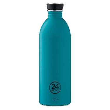 24Bottles Edelstahl Trinkflasche 1000ml Atlantic Bay