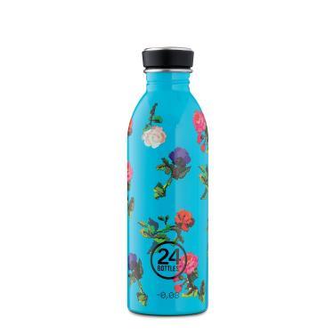 24Bottles Trinkflasche URBAN 500ml ROSABYTE